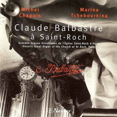 Claude Balbastre à Saint-Roch (Coffret numérique)