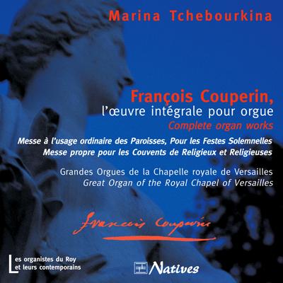 Francois Couperin, l\'œuvre intégrale pour orgue